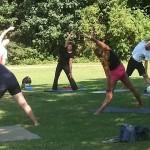 zomer yoga nijmegen