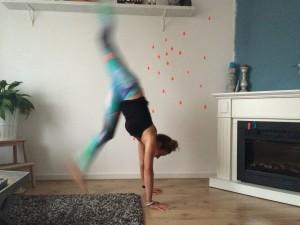 handstand zomer yoga nijmegen