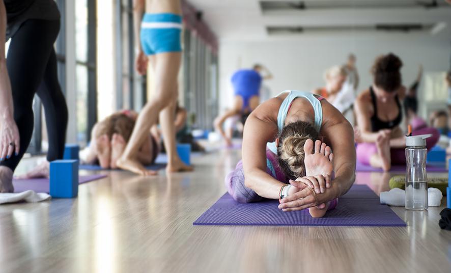 Indoor Zomer Yoga Nijmegen