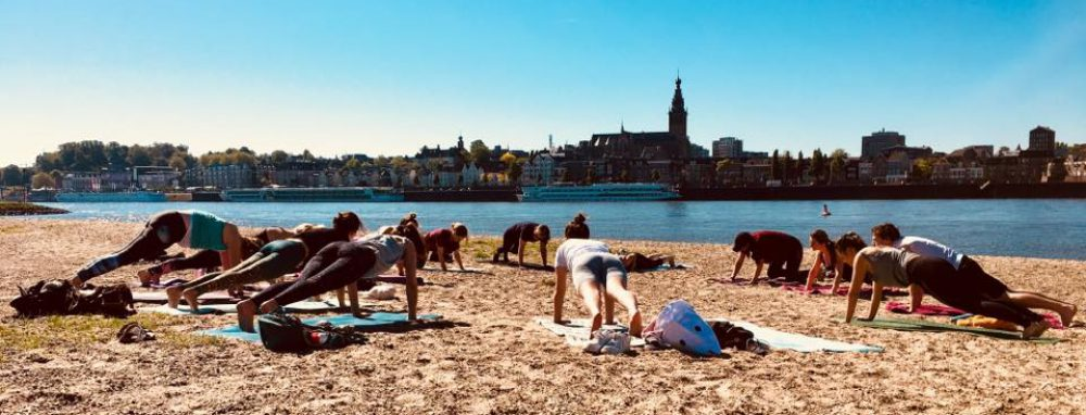Buiten Yogalessen Nijmegen
